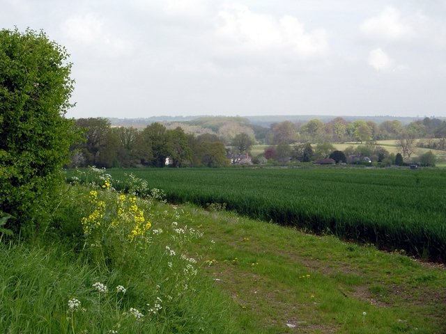 Field south east of Micheldever