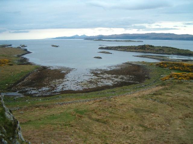 Achanarnaich Bay