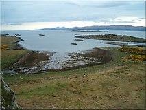 NM7602 : Achanarnaich Bay by Patrick Mackie