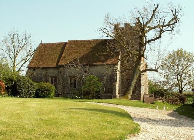 St. Nicholas church, Little Wigborough, Essex