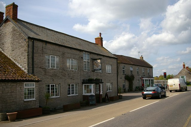 The Cross Keys Inn Lydford-on-Fosse