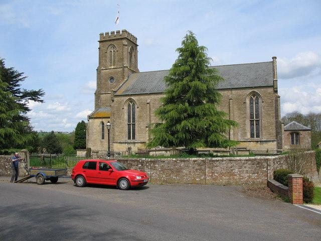 St. Margarets, Corsley