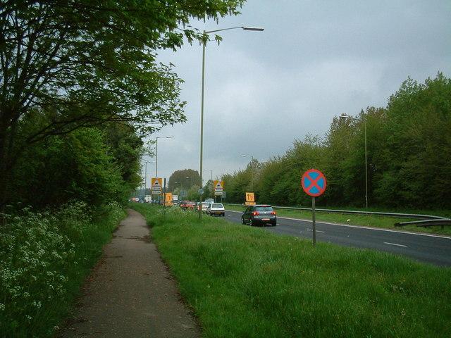 North Orbital Road