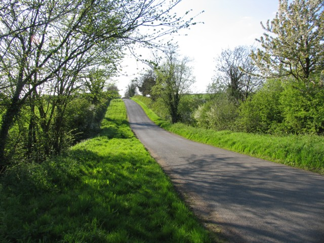 Road to Knossington