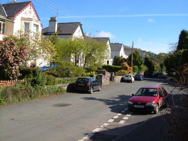 Hillside, South Brent