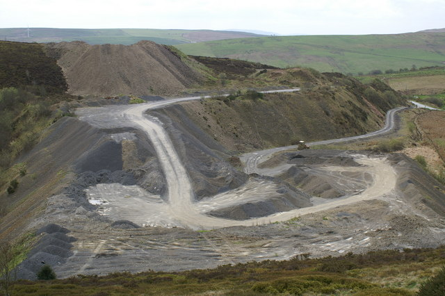 Bowens Tan-y-Foel Quarry