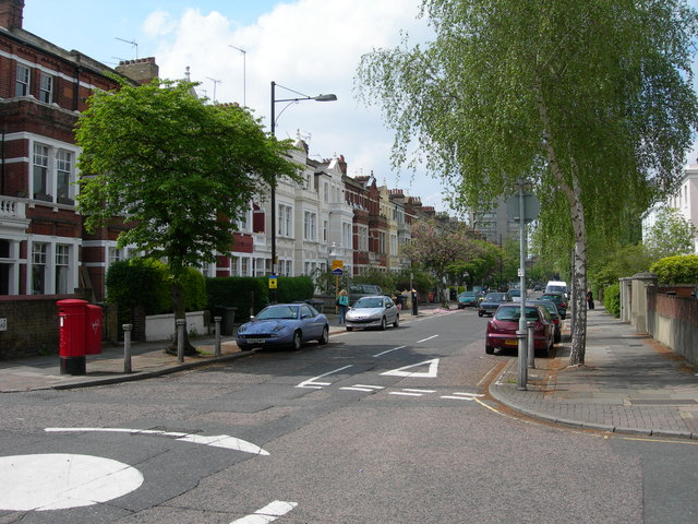 Fentiman Road SW8