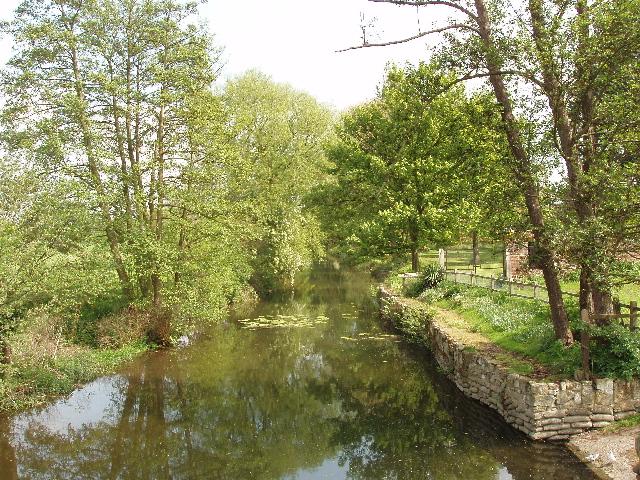 Abbey River, Chertsey