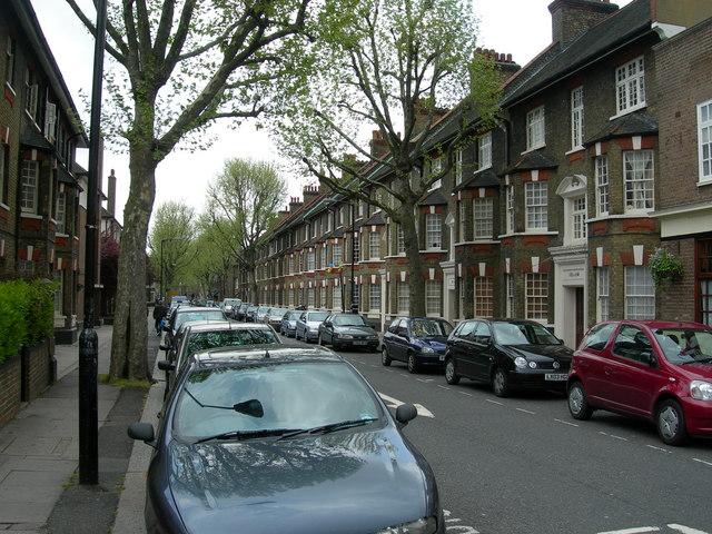 Merrow Street SE17
