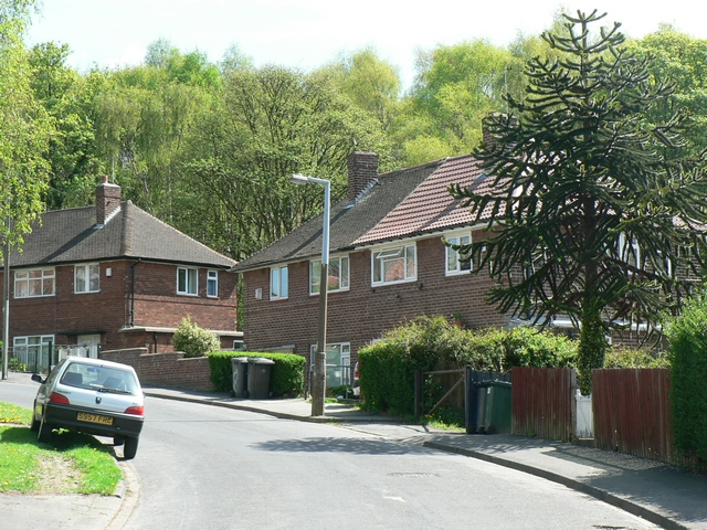 Ghyll Road, off Spen Lane, West Park.