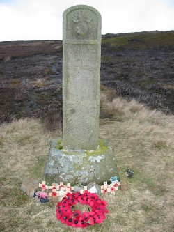 1st World War Memorial on Gisborough Moor