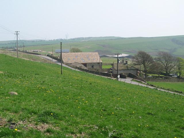 Lower Maythorn Farm