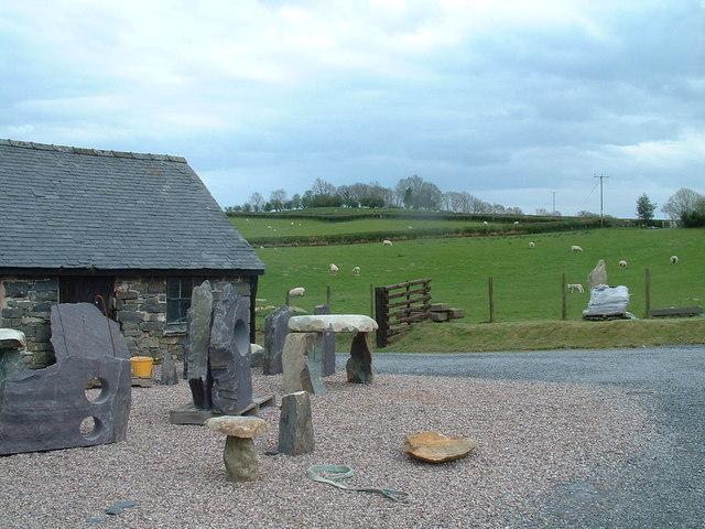 Tyn y Rhyd Ornamental Stone Farm