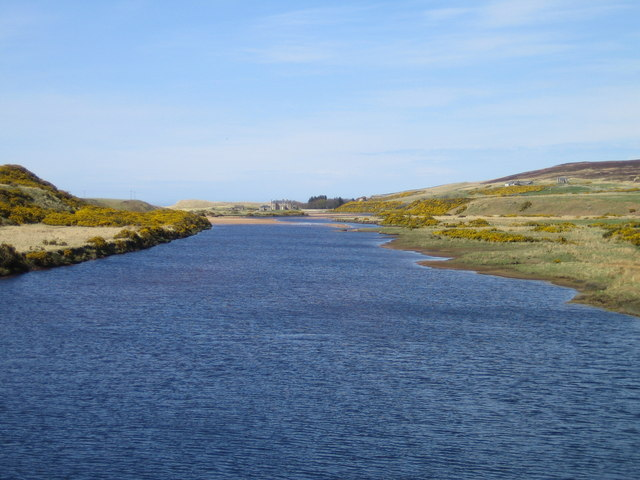 Halladale Estuary