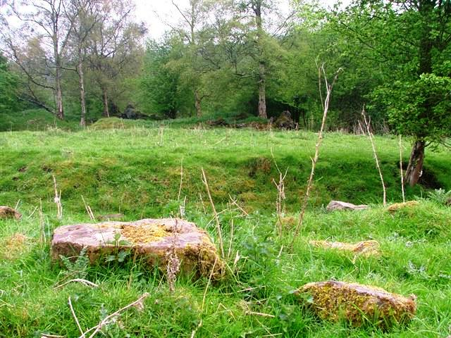 Site of Former Blast Furnace, Beck Hole