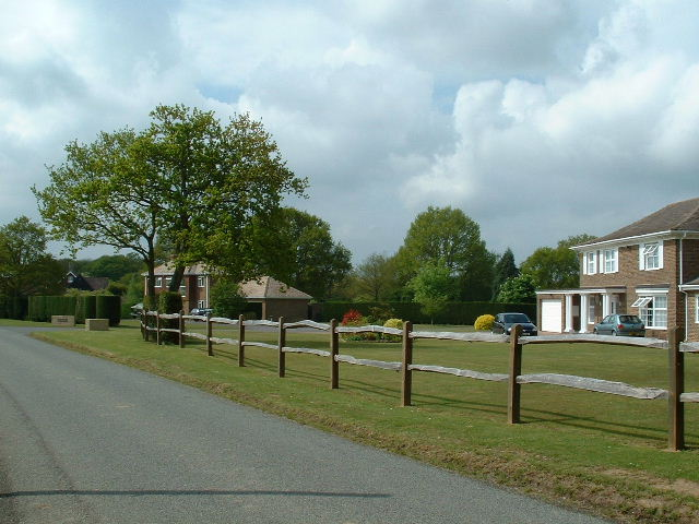 Houses at Wedges