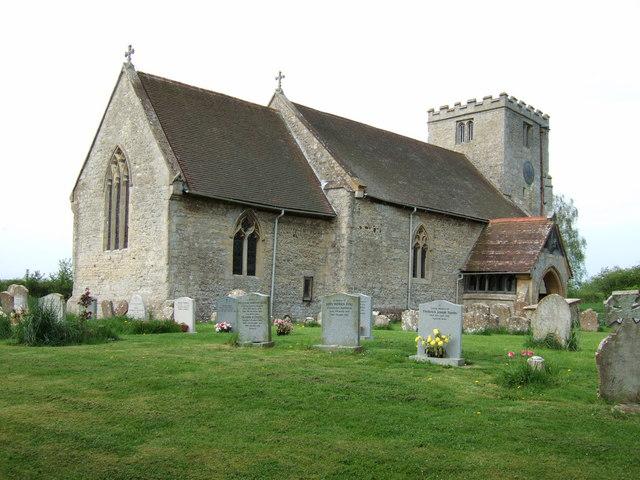 Shabbington - Church of St. Mary Magdalene