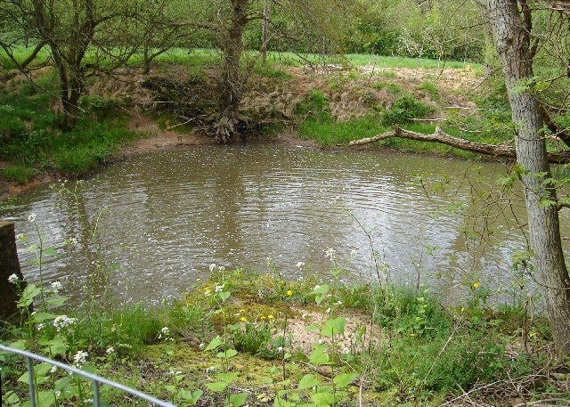 Feeder Pool, Brewhurst Mill