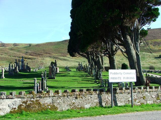 Fodderty Cemetery