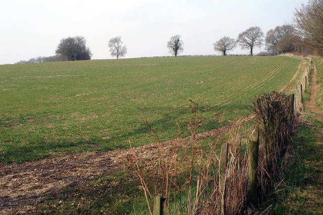 West of Braishfield Manor
