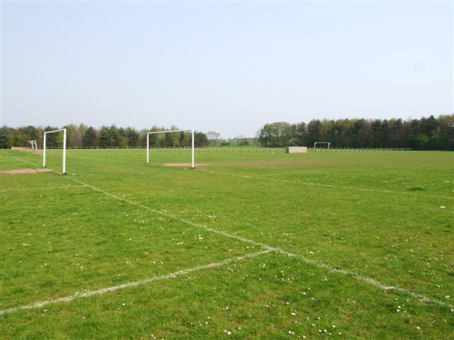 Sports Fields next to the Northumbria Centre