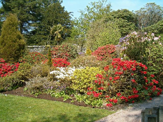 Gardens at Kilmory Castle