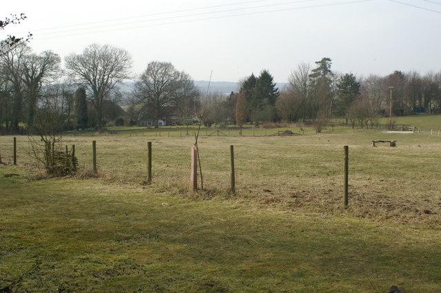 Field near Michelmersh Barns