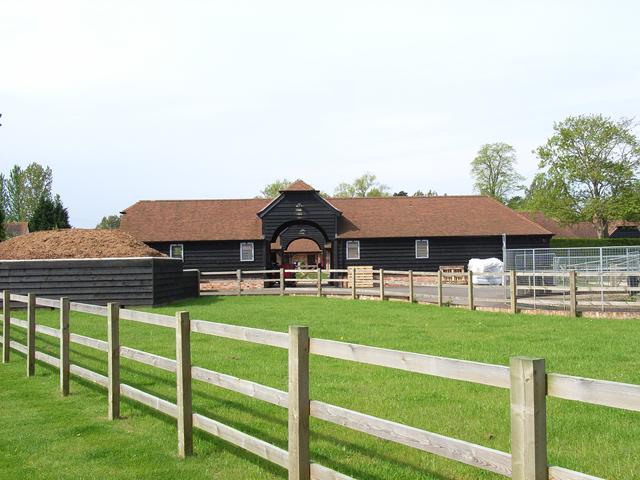 Stables, Chobham Park Farm