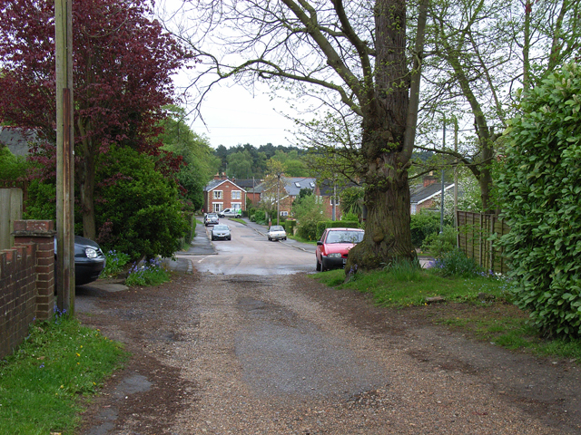 King's Lane, Windlesham