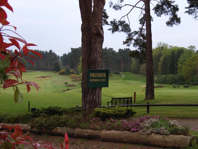 Swinley Golf Club