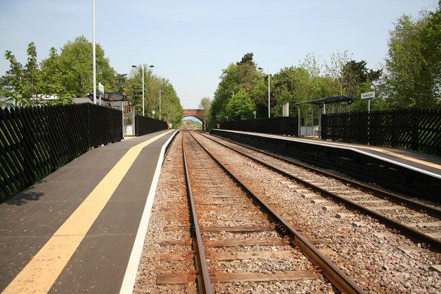 Ruskington Station