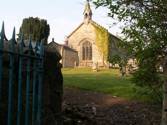 Dunino Parish Church