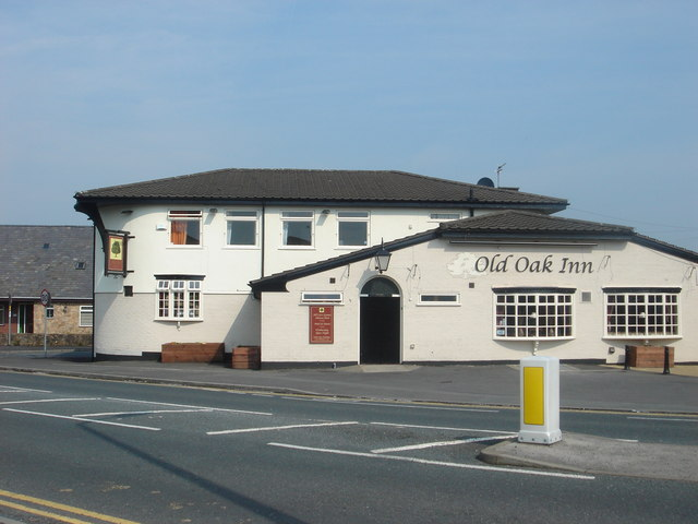 Old Oak Inn, Coupe Green