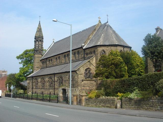 Our Lady & St. Patrick's RC church, Walton le Dale