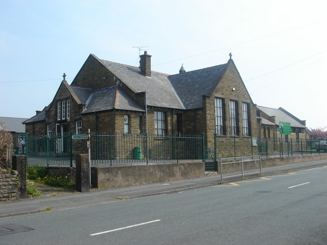 St. Patricks RC primary school, Walton le Dale