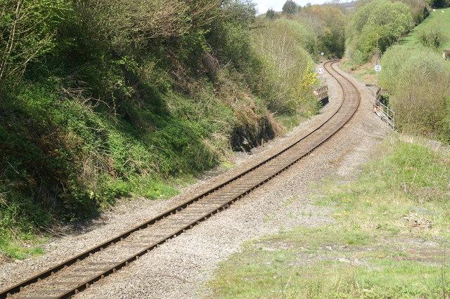Newtown to Machynlleth Railway
