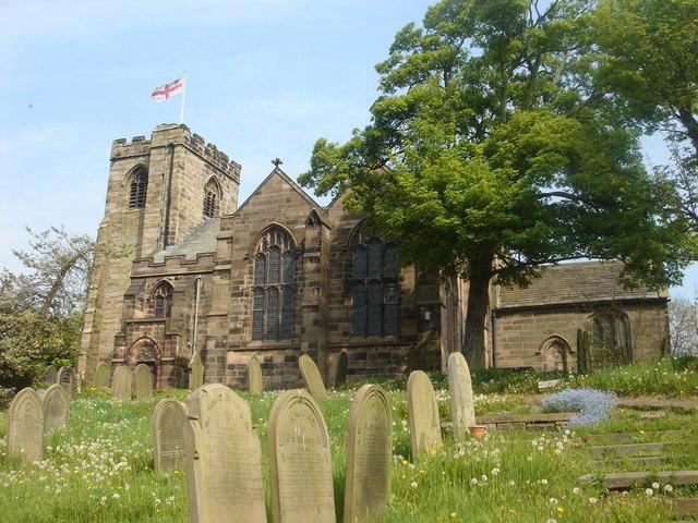 St. Leonards, Walton le Dale