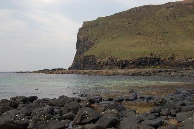 Lorgill Bay