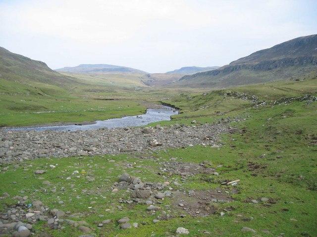 Lorgill River