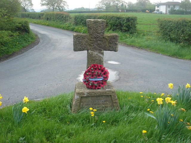 Memorial to the Great War, Potter Lane
