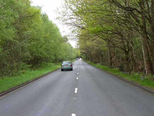 Littlewick Road, Horsell