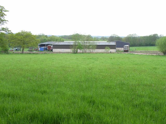 Barn, Windlesham