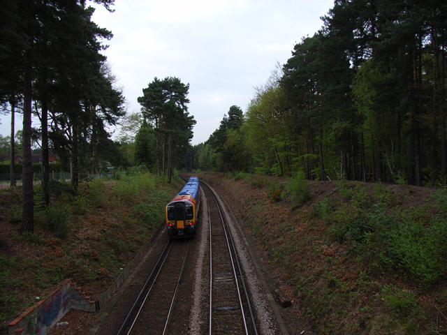 The railway, Ascot