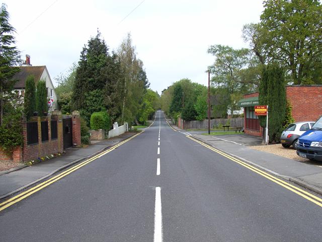 Charters Road, Sunningdale