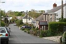 SW7336 : New Road, Stithians by Tony Atkin
