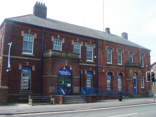 Former Walton-le-Dale Council Offices, Bamber Bridge