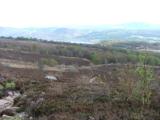 Hill path