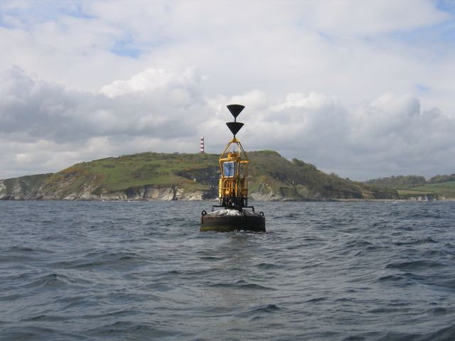 Cardinal buoy for Cannis