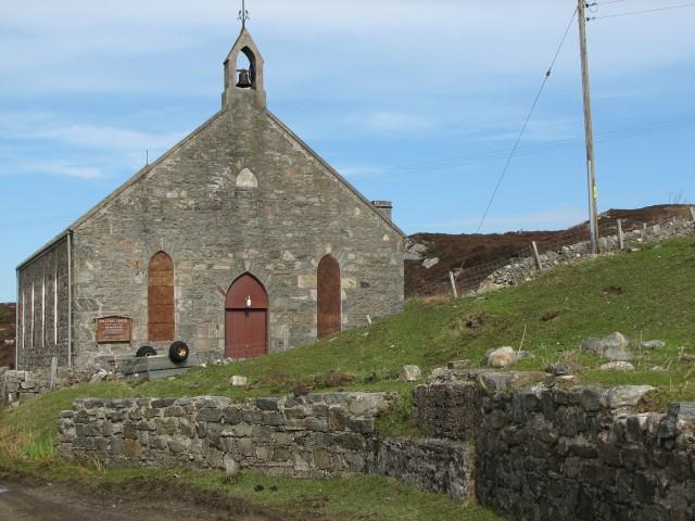 Coll Free church