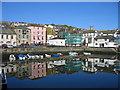 SW8132 : Falmouth Custom House Quay by David Stowell